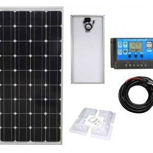 Mono-Crystalline Solar Kits