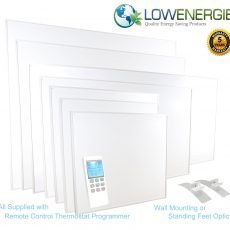 Infrared Panel Heaters