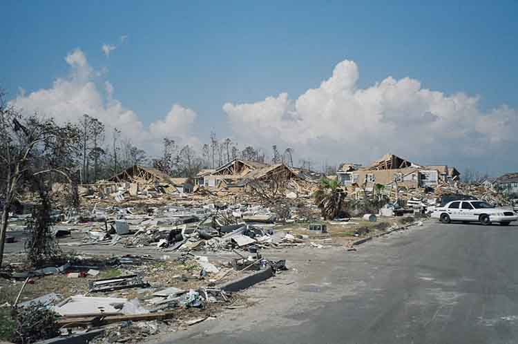 Katrina Hurricane Response