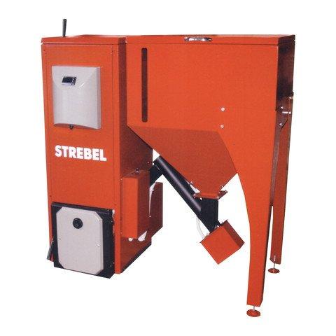 Strebel Biotec - Biomass boiler