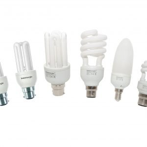 CFL Energy Saving Lighting