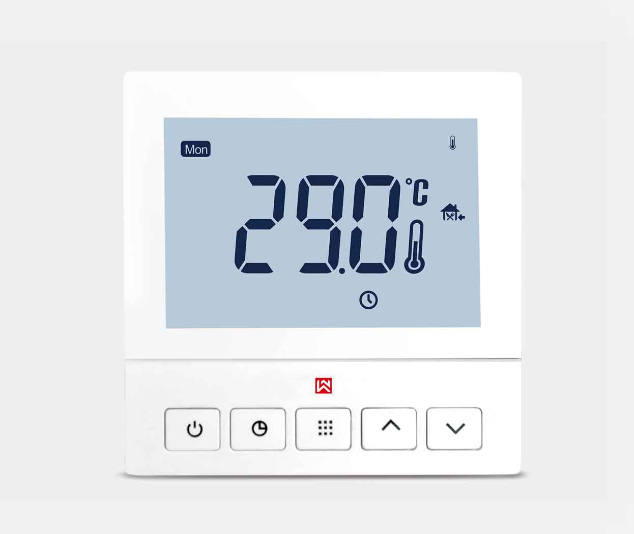 Digital Programmable Smart Wifi Central Heating Thermostat