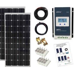200w-Solar-Panel-Mono-MPPT-Kit4-CS