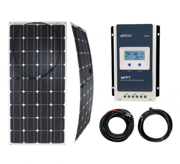 100w-Flexible-Solar-Panel-White-Kit4-CS