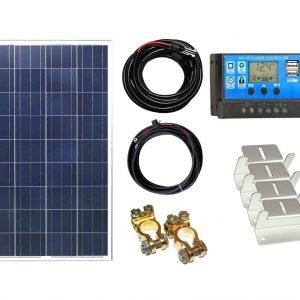 100w-Poly-Solar-Panel-kit-K4-PWM-CS