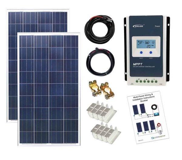 200w-Poly-Solar-Panel-kit-K4-MPPT-CS