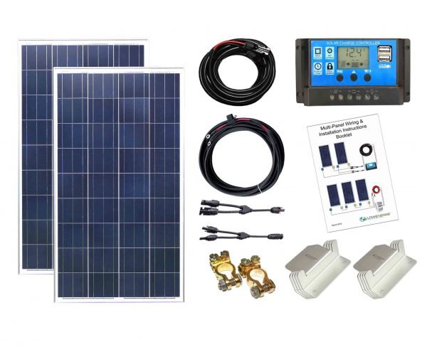 200w-Poly-Solar-Panel-kit-K4-PWM-CS