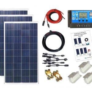 300w-Poly-Solar-Panel-kit-K4-PWM-CS