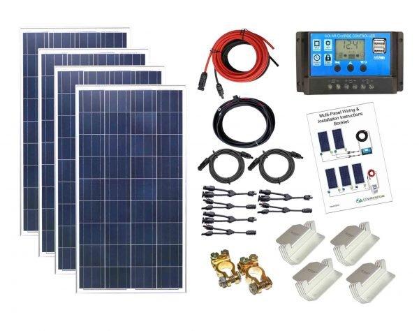 400w-Poly-Solar-Panel-kit-K4-PWM-CS