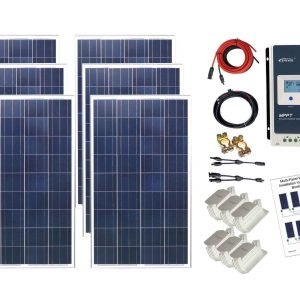 600w-Poly-Solar-Panel-kit-K4-MPPT-CS