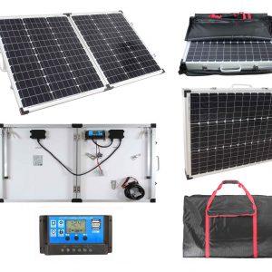 Folding Portable Solar Panels