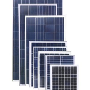 Poly-Crystalline Solar Panels
