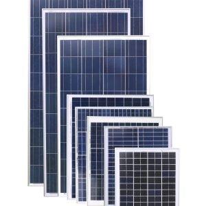 Poly-Crystalline Solar Panels