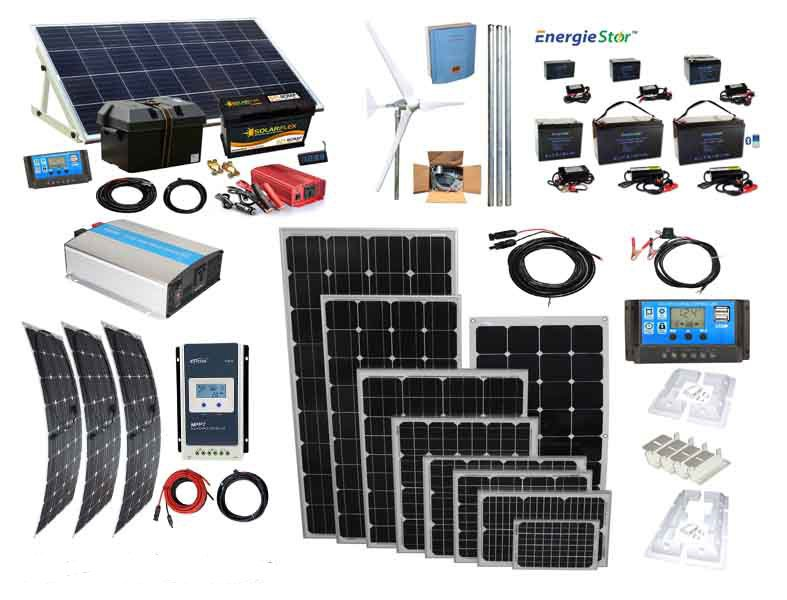 Renewable power generation products